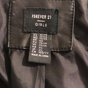 Forever21 girls jacket